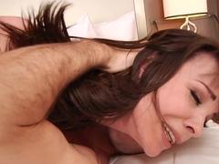 Dana DeArmond gets her succulent pussy slammed