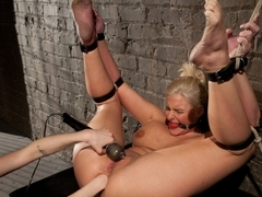 Exotic anal, blonde porn movie with amazing pornstars Phoenix Marie and Princess Donna Dolore from.