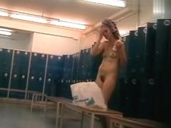 Hidden Camera Video. Dressing Room N 489