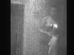 teen dressing for bed voyeur spy hidden