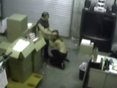 Warehouse BJ spycam