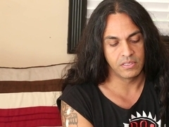 Crazy pornstars David Loso, Miss Rican in Fabulous Blowjob, Facial xxx clip
