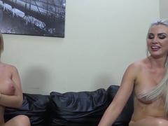 Hottest pornstars Gigi Allens, Bibi Noel in Crazy Dildos/Toys, Threesomes sex clip