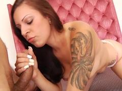 Fabulous pornstar Tori Avano in Horny College, Latina adult movie