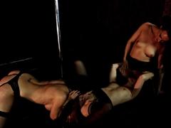 Amazing pornstars Faye X, Candy Sexton, Chloe Lovette in Fabulous Cunnilingus, European adult movie
