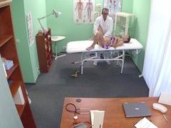 Fabulous pornstar in Hottest Medical, Fingering sex movie