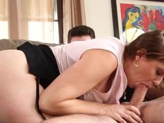 Incredible pornstars Allison Moore, Brad Knight in Fabulous Big Tits, Blowjob adult video