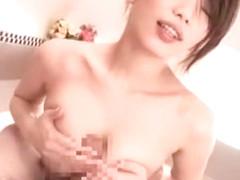 Hottest Japanese slut Hikari Hino, Anri Suzuki in Best Fetish, Handjobs JAV scene
