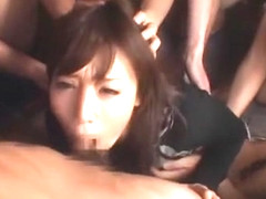 Fabulous Japanese chick Lemon Tachibana in Horny Fetish, Facial JAV movie