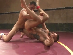NakedKombat Rico The Rocket Launcher Romero vs Marcus The Iceman Isaacs