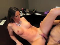 Best pornstar Jennifer Dark in Amazing Big Tits, MILF porn clip