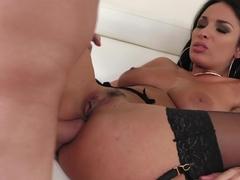 Fabulous pornstars Mark Wood, Anissa Kate in Amazing Anal, Pornstars porn movie