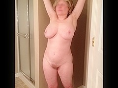 Mommy has intensive orgasms