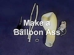 Make a Balloon Ass