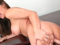 Simone Riley & Kris Slater in My First Sex Teacher