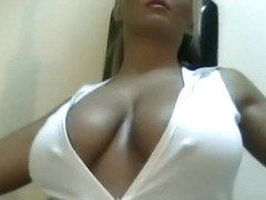 Polish Busty Ines Cudna on Gym