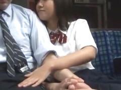 Incredible Japanese girl Hitomi Kitagawa, Kotomi Asakura, Mahiro Aine in Best Public, Teens JAV vi.