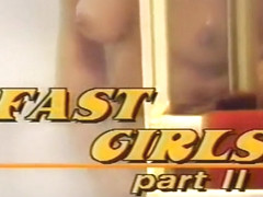 Exotic vintage adult movie from the Golden Time