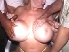 Kayla Kleevage Bukkake