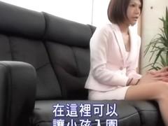 Classy Jap bimbo fingered and fucked on hidden camera