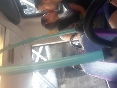 On a bus