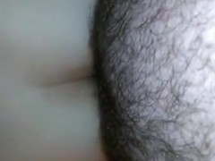 girl with original pussy piercing fucks and gets a facial