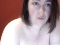 Showing my hot ass in panties in webcams amateur vid