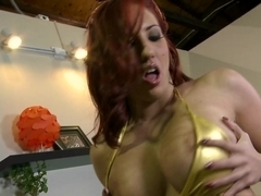 Incredible pornstar in Hottest Blowjob, Redhead adult scene