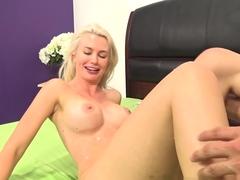 Crazy pornstar Gigi Allens in Incredible Dildos/Toys, Squirting adult video