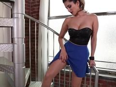 Amazing pornstar Sunny Leone in Horny Masturbation, Big Tits adult clip
