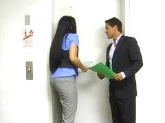 Elevator Quickie