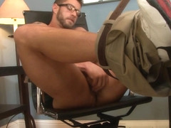 Cody Cummings in The Horny Professor XXX Video
