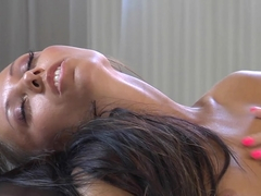 Horny pornstars Bailey Ryder, Lena Love in Best Latina, Cunnilingus sex scene