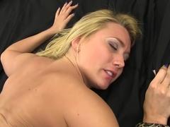 Exotic pornstar A.J. Applegate in hottest big ass, facial porn video