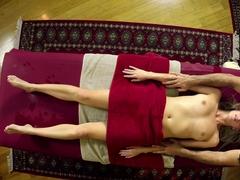 Amazing pornstars Steven St. Croix, Cadence Lux in Crazy Blonde, Cunnilingus adult scene