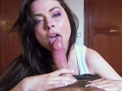Nice-looking porn POV scene with Veronica Vice
