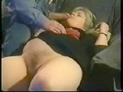 Fucking a mature woman