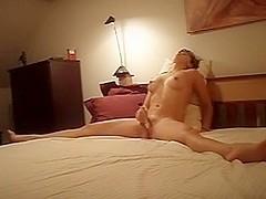 Amazing nipps masturbation