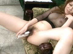 Crazy Japanese chick Yuria Kano in Amazing JAV uncensored Hairy movie