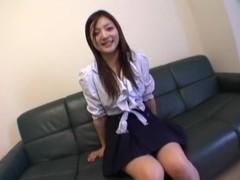 AV experience Ai-chan twenty-year-old