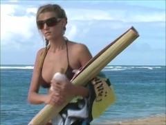 Carli - nude for voyeurs