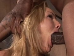 Ebony euro cunts porn video with hot bdsm action