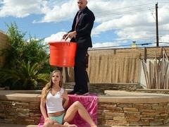 Jillian Janson & Johnny Sins in Naughty Rich Girls