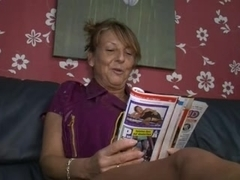 Aged gerda and a dude-ally mature anal troia culo