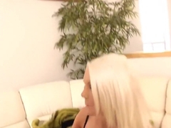Holly gets fucked in clothes