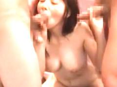 Exotic Japanese whore Kimika Ichijo in Amazing Blowjob, Handjobs JAV movie
