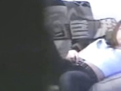 I record my next door girl masturbating with toy on spy cam