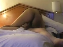sexy curvy gf riding hard the same dick posted under greasy vagina on my page