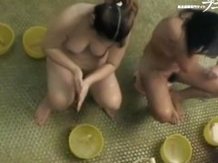 Asian naked girls sitting on hunkers on shower cam dvd 03180