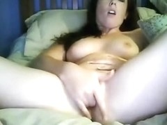 I touch my curves in homemade masterbation porn vid